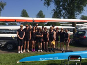 Champs Scullers