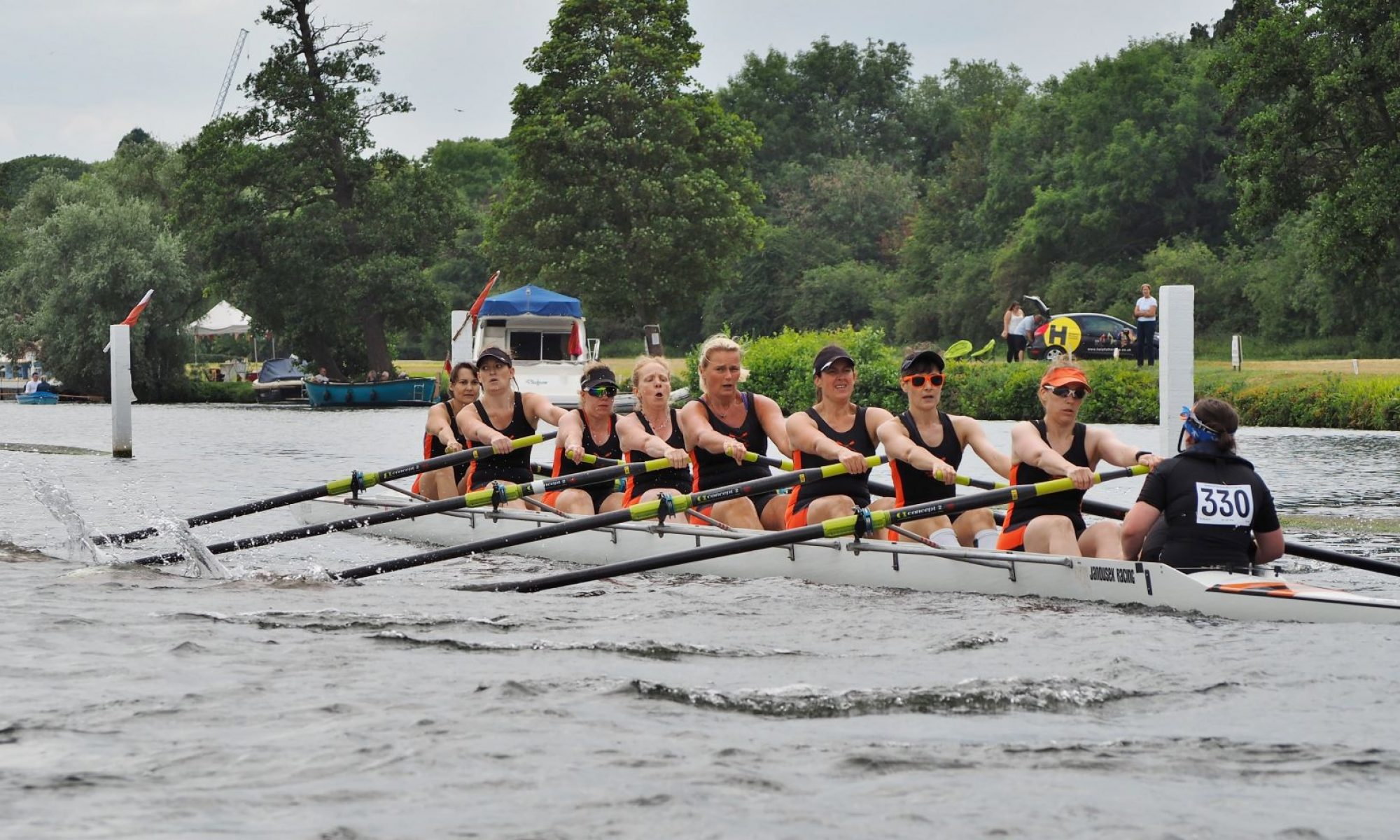 Champion of the Thames Rowing Club