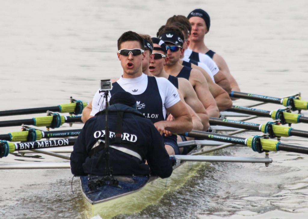 Оксфорд против Кембриджа: как сделать греблю популярной